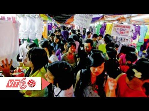 Chợ đêm phố cổ: Mỏi mắt tìm nét văn hóa Việt