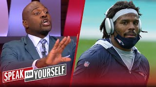 Wiley & Acho react to Cam's response when being heckled at football camp | NFL | SPEAK FOR YOURSELF