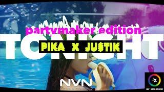 Pika feat. Justik - Tonight