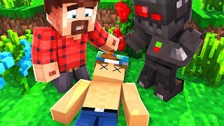 WHO KILLED JOEY!? | Minecraft Murder Mystery