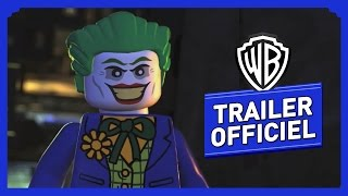 Lego batman 2 : dc super heroes :  bande-annonce 3 VO
