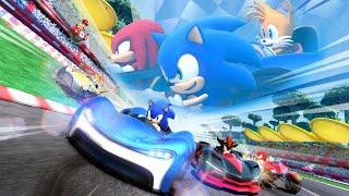 Team Sonic Racing Gameplay Walkthrough - IGN LIVE E3 2018