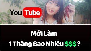[ 2019 ] Tâm Sự Làm Youtube Kiếm Bao Nhiêu Tiền Một Tháng | Cơ Duyên Đến Với Youtube