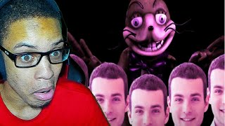 Game Theory: 3 NEW FNAF Security Breach Theories! REACTION || VIDEO GAME BABY?