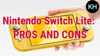 Nintendo Switch Lite: Do you need to buy it? Pros and cons.