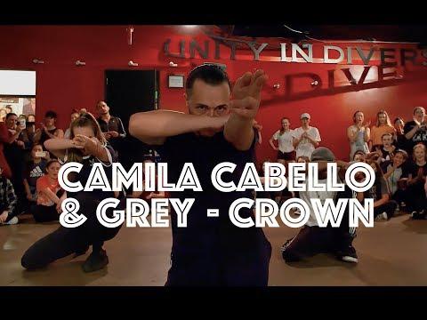 Camila Cabello & Grey - Crown   Hamilton Evans Choreography