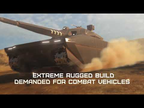 Systel's Raven-Strike Next-Generation Mission Computer for Combat Vehicles