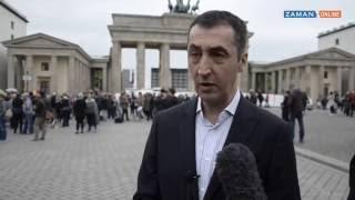 ABD'deki katliam Berlin'de anıldı