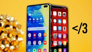 Samsung Galaxy S10+ Review! Switching Back to iPhone..