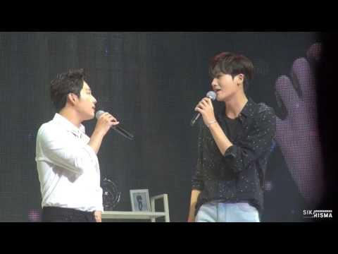 170702 [박형식] 여름날, 우리:한걸음_시완형과 듀엣곡