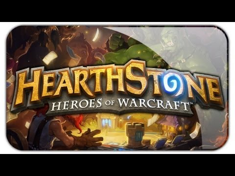 Hearthstone: Heroes Of Warcraft - Rozgrywka (#1) - Smashpipe Games