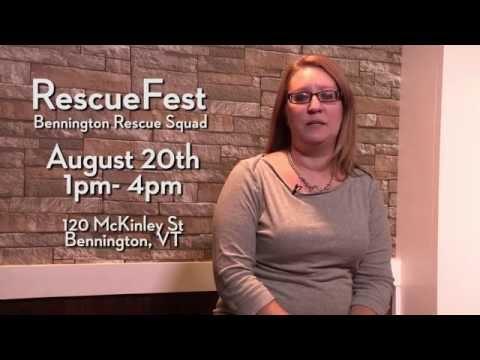 Bennington Rescue Squad's 'Rescue Fest'