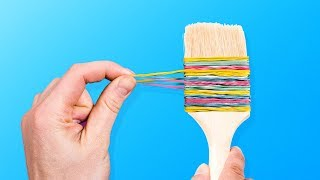 22 SMART PAINTING TIPS AND IDEAS