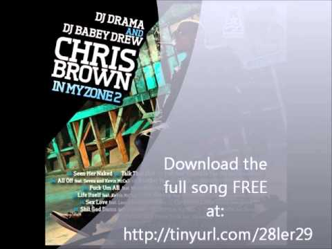Chris Brown - Drop Rap.wmv