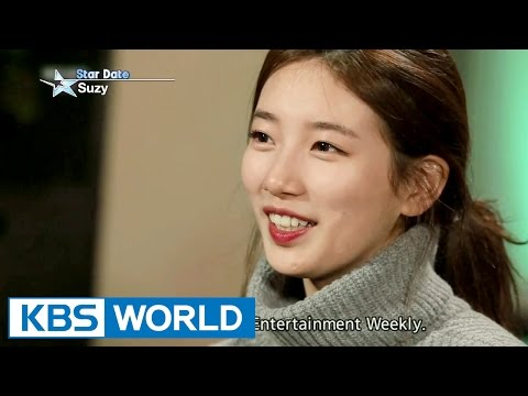 Guerilla Date with Suzy (Entertainment Weekly / 2015.11.27)