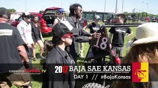 'DAY 1  ///   2017 Baja SAE Kansas