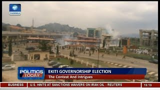 Assault on Fayose Shows Nigeria Is Not Practicing True Democracy-- Eleka |Politics Today| - YouTube