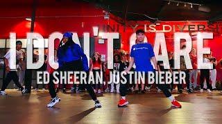 "Ed Sheeran & Justin Bieber - ""I Don't Care""   Phil Wright Choreography   Ig: @phil_wright_"