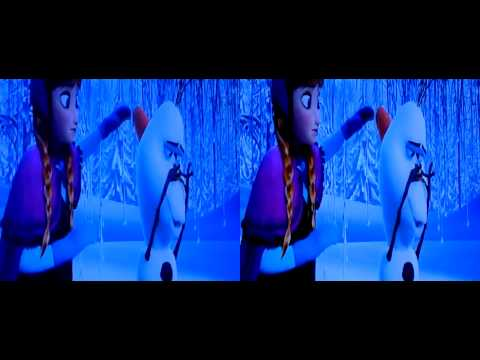 Frozen Trailer in 3d CAM english