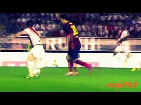 Jugadas de Leo Messi - Inicio de temporada 13/14
