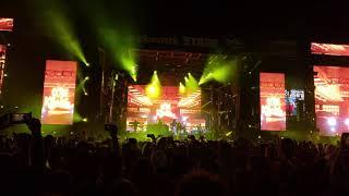 Black and Yellow - Wiz Khalifa at Rolling Loud