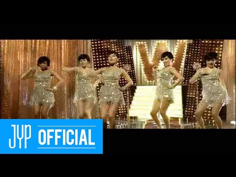 [M/V] Wonder Girls - Nobody from [The Wonder Years - Trilogy]
