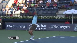 Video Highlights: ATP Day 3 Action