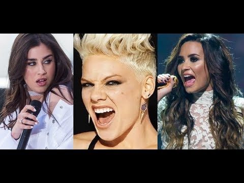 Celebrities praising Christina Aguilera - PART 9