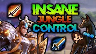 ERLANG Ranked JUNGLE In Review! (All about AGGRESSION)