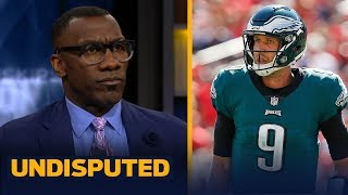 Skip and Shannon disagree on the Eagles letting Nick Foles walk, sign with Jags   NFL   UNDISPUTED