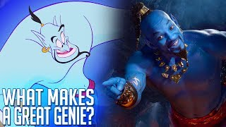 What's the deal with The Genie? || Disney character design discussion