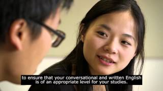 International postgraduate students at Sheffield