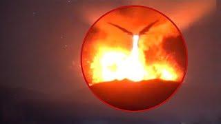7 SUPUESTAS APARICIONES de Dragones Captados en Video!!