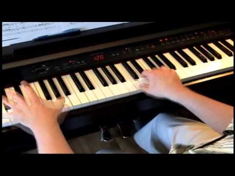 Baixar Glory of Love - Peter Cetera - Karate Kid - Piano