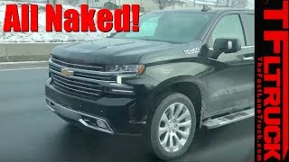 All New 2019 Chevy Silverado Caught Unmasked In The Wild!