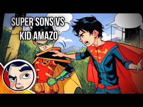 Robin & Superboy