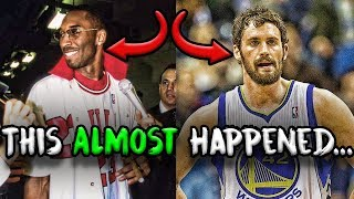 """5 NBA """"Almost"""" Trades that Would've Changed EVERYTHING"""