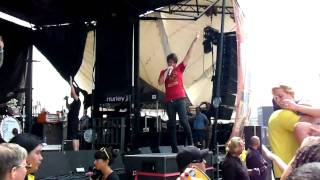 Silverstein - Smile In Your Sleep And Born Dead @ The Warped Tour 2009 - Mississauga