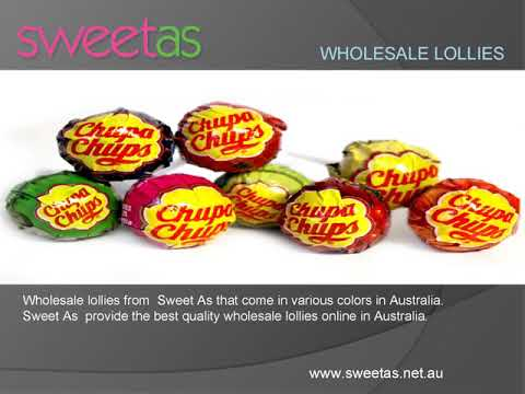 Sweet As- Wholesale Lollies Online in Australia