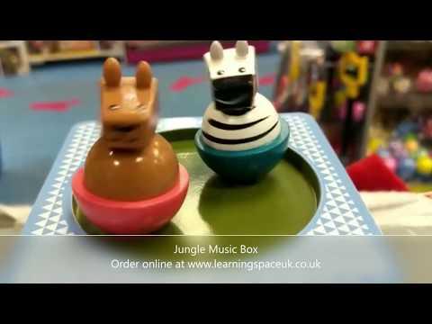 Jungle Music Box