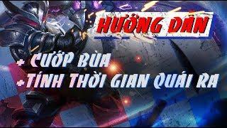 Msuong - HƯỚNG DẪN CƯỚP BÙA, TIMING THỜI GIAN BÙA RA