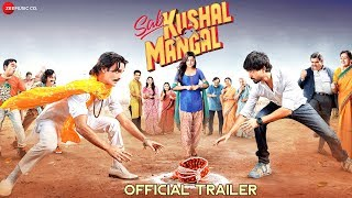 Sab Kushal Mangal - Official Trailer | Akshaye Khanna, Priyaank Sharma & Riva Kishan | 3 Jan, 2020