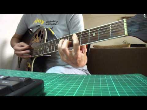 五月天- 噢買尬 吉他彈法