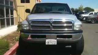 2001 Dodge Ram 2500 4x4 Cummins Diesel Crew Cab Long Bed 5 spd Manual Stick Shift  PROTRUCKSPLUS.COM