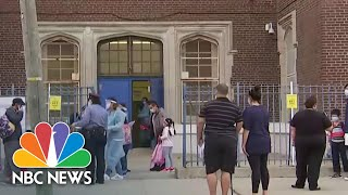 New York City School Reopenings Highlight Racial Divide In Education System | NBC News NOW