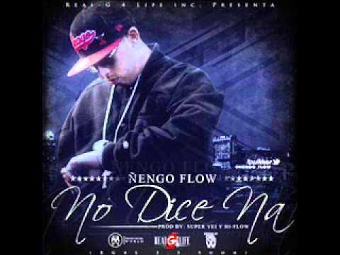 Ñengo Flow - No Dicen Na (Original)  New Reggaeton 2012