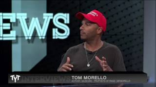 Tom Morello Interview On The Young Turks - Prophets of Rage