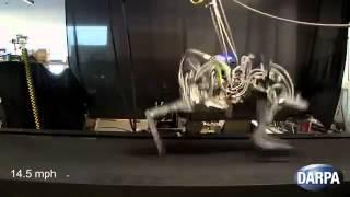 Cheetah the fastest legged robots