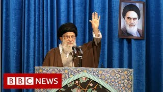 Iran plane crash: Khamenei defends armed forces in rare address - BBC News