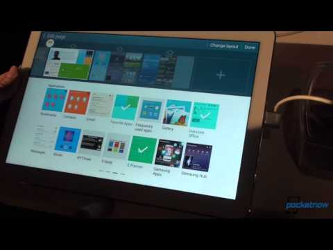 Galaxy TabPRO 12.2 Hands-On